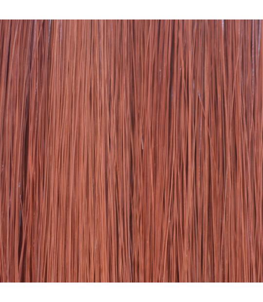 Lenia spracované vlasy Farba 745 (svetlá medená) gram